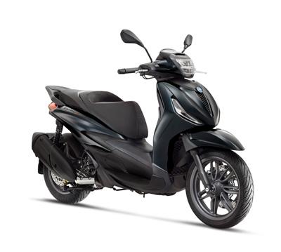 piaggio new beverly 300 s hpe