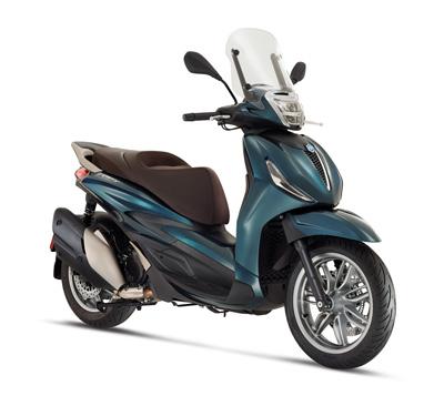 piaggio new beverly 400 hpe