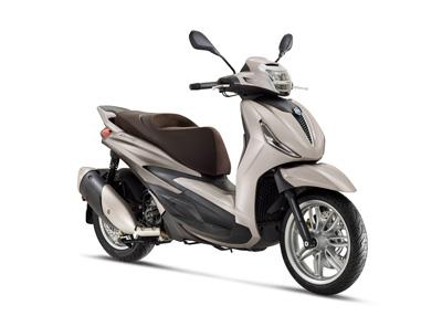gamma piaggio new beverly 300 400 S HPE