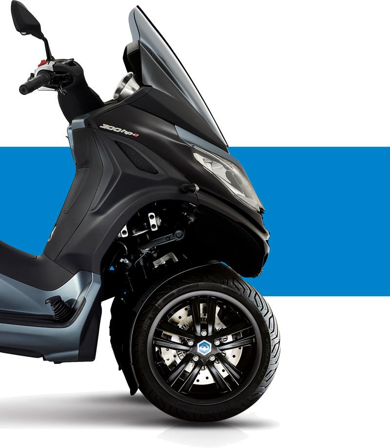 gamma piaggio mp3 300 400 500 sport advanced hpe