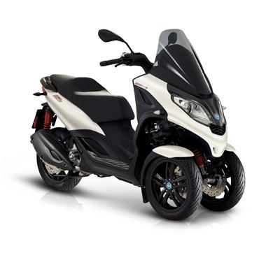 piaggio mp3 300 sport hp3